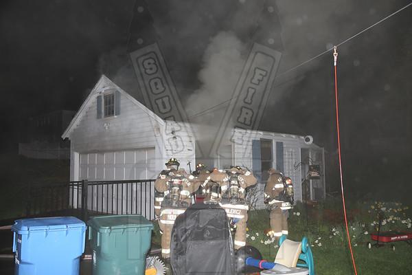 Manchester, Ct garage fire 4/25/17