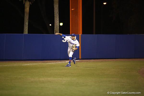 Gators Baseball vs Miami March 1, 2013