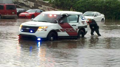 Flooding, Photos from David Danishefsky, McAdoo (5-26-2012)