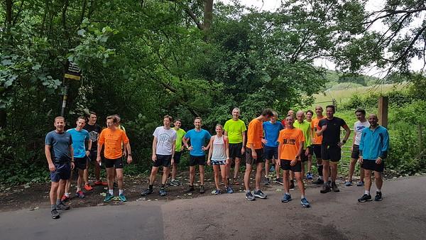 Longest Day Run (2) - 26/06/19