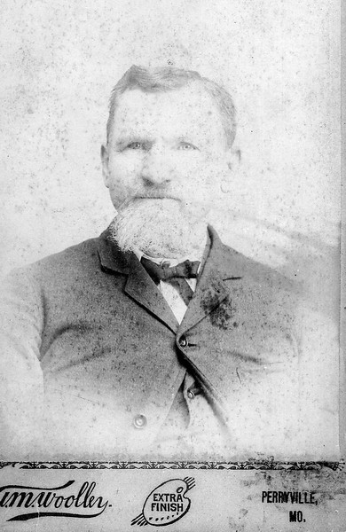 "Great Grandpa William Godfred Blechle ""IZZIE"" 1872-1945"