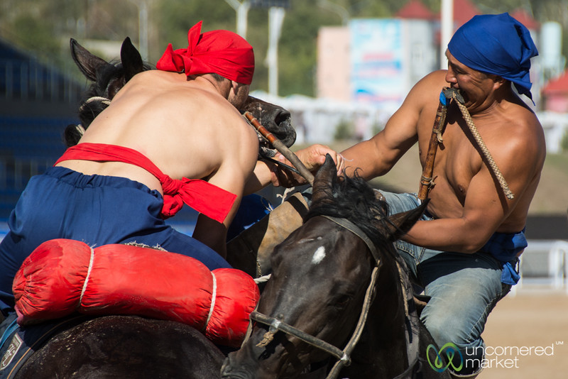 Er Enish Competitions at World Nomad Games 2016, Kyrgyzstan