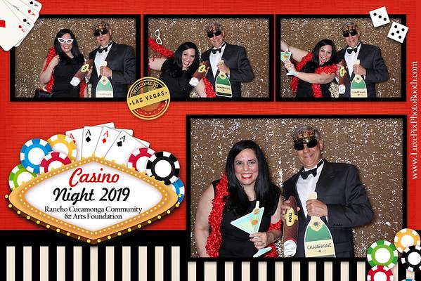 2019.04.27 RCAF Casino Night 2019