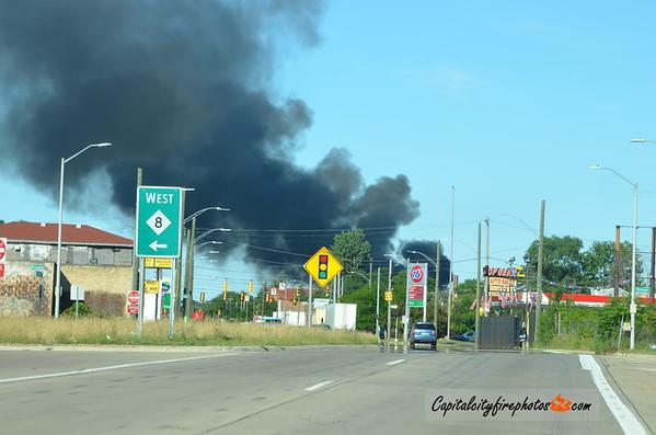 7/7/18 - Detroit - E. McNichols Rd