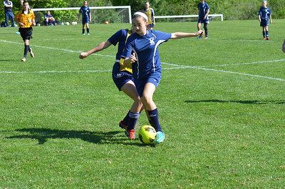 2013.05.18 U12 Girls at Walpole
