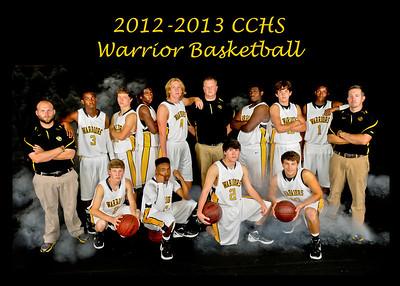 CCHS 2012-2013 Var. Boys