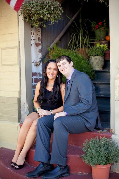 Ashley and Chris Engagement