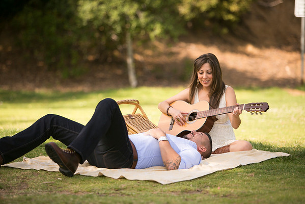 Isabel and Vincent Engagement Video