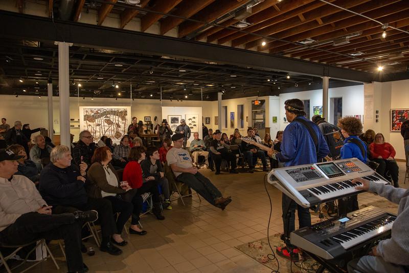 March 15, 2019 - Black Box Gallery, Dearborn