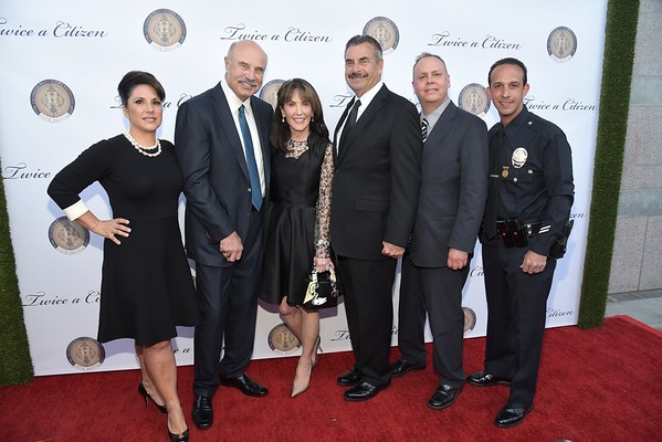 Twice A Citizen  LAPD Reserve Officer of The Year Twice A Citizen
