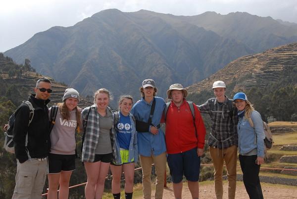 2017 Souhegan High School Peru Program