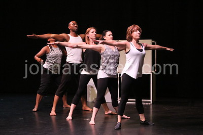 Judy Dworin Performance Project - Brave New World - July 27, 2016