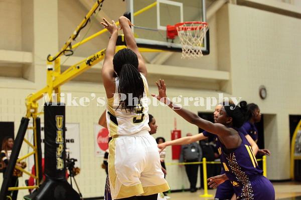 UAPB VS Alcorn State Women's Basketball