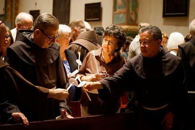 10-03-18 St. Francis Transitus mass