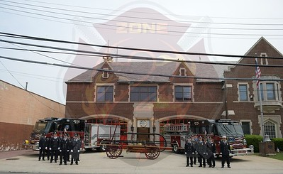 Farmingdale F.D.  Dedication and Wetdown for Engines 921 and 923  6/1/19