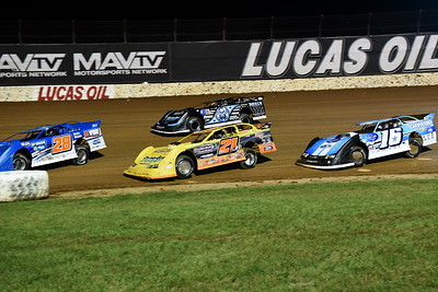 Lucas Oil Late Models - Photos by Lloyd Collins