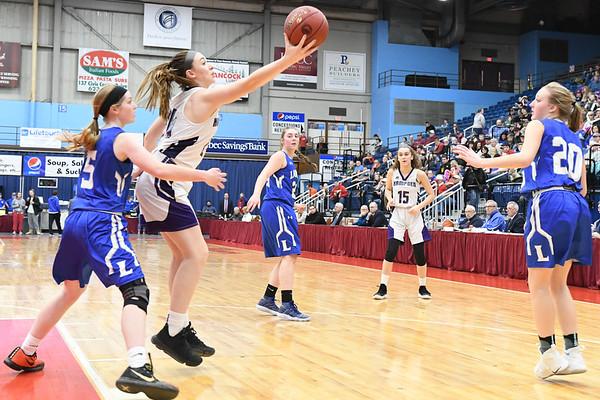 Hampden girls Basketball 2017-2018