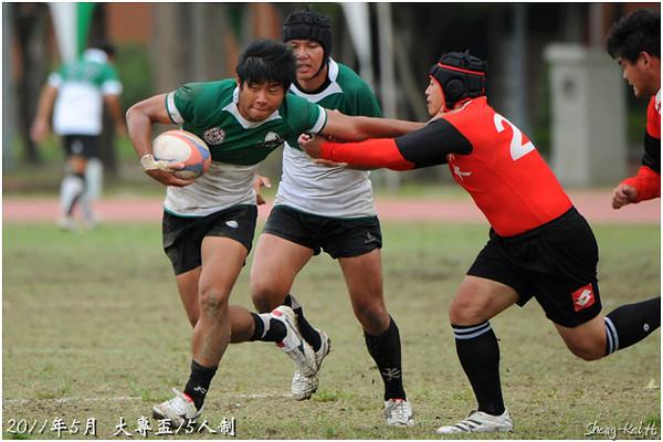 2011大專盃15s-乙組準決賽-台灣大學vs成功大學(NTU vs NCKU)