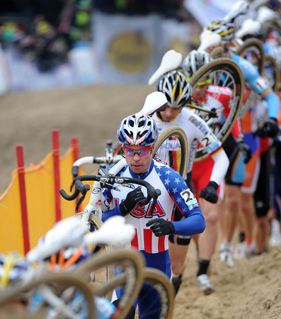 World Cyclo-Cross Championships - Elite Men