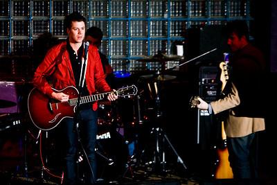 Allred at Studio 600 - Jan 2009