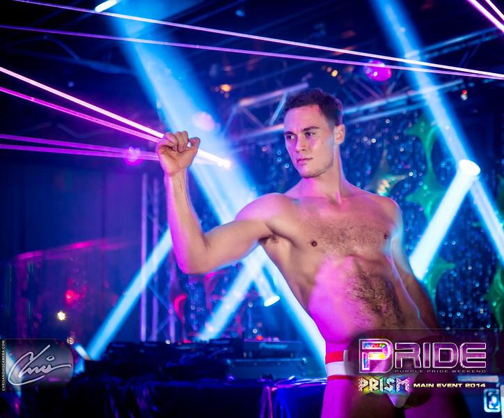PRISM | Dallas Pride Main Event 2014