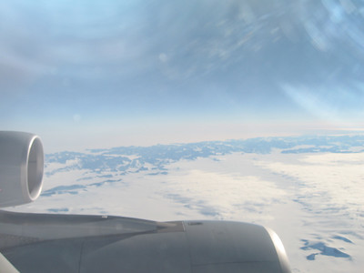 Day 10 - Dropoff and Greenland