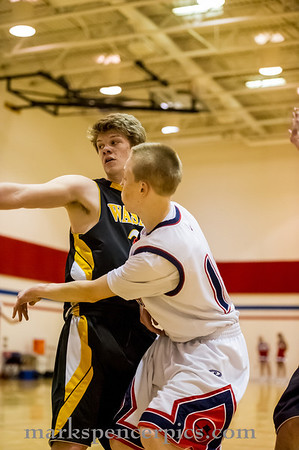 Basketball Soph SHS vs Wasatch 1-28-2014