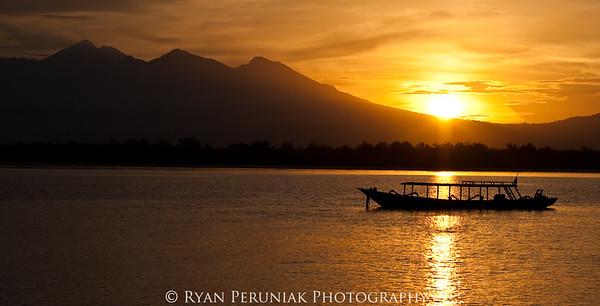 Indonesia and Borneo