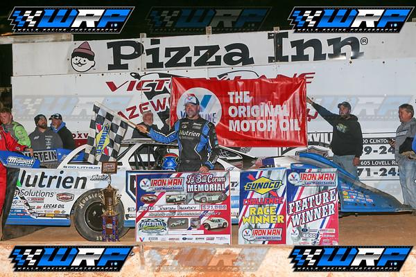 """Tazewell Speedway """"Lil Bill Corum Memorial"""