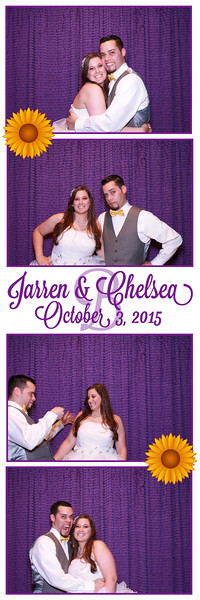 Chelsea and Jarren's (J.R.) Photo Booth Pics