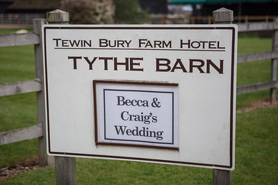 2017 13th May 2017 Twinbury barn Becca and Craig
