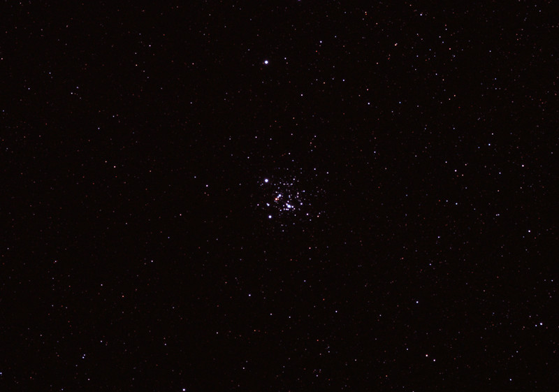 Caldwell 94 - NGC4755 - Jewel Box Cluster 3/1/2011 (Processed and cropped stack)