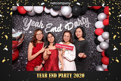 Event - Netcompany Year End Party 2020