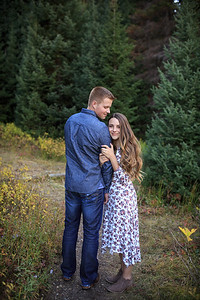 Sage and Landon Engagement