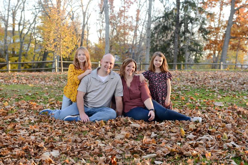 Pratt Family - November 8th 2020