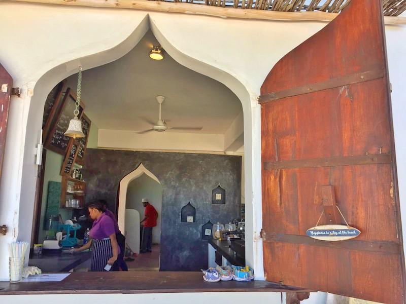 Trip to Zanzibar - Mr Kahawa's Cafe