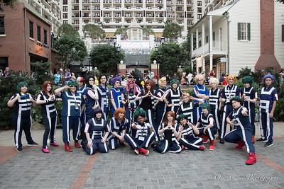 Katsucon 2018 My Hero Academia
