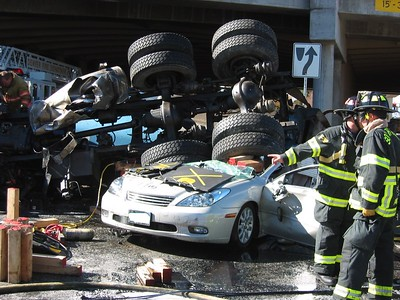 I-25 & Belleview Heavy Extrication