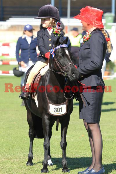 2012 09 29 Perth Royal Show Leading Rein