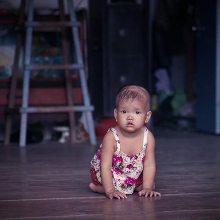 Portraits d'enfants II