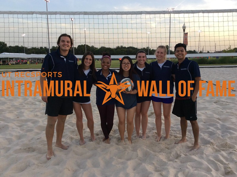 Summer 2018 Sand Volleyball Champion Admissions Impossible