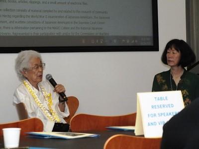 Jack and Aiko Herzig Papers Reception UCLA
