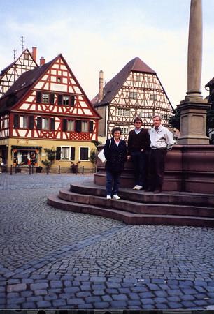Europe Trip - October 1987