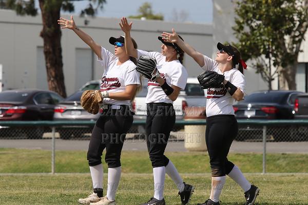 SOFTBALL vs. Cal Lutheran - 4-3-19 - Game 1