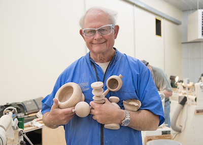 Creative Woodturning with Hosaluk [2017]