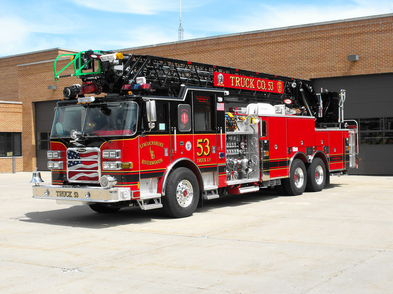 Lake County Illinois Fire Apparatus