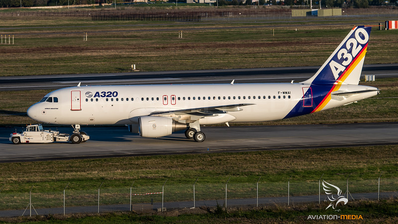 Airbus Industries / Airbus A320-111 / F-WWAI