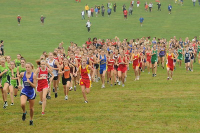 2008 Slippery Rock Cross Country Invitational