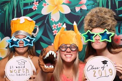 Sarah's Llama Grad Party