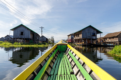 Inle lake (Indein village)